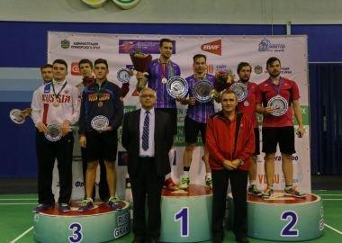 Russian Open Grand Prix 2016 Badminton Tournament has finished in Vladivostok