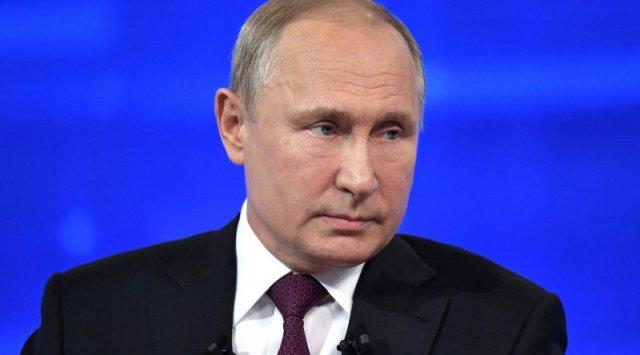 Putin said why he feels ashamed