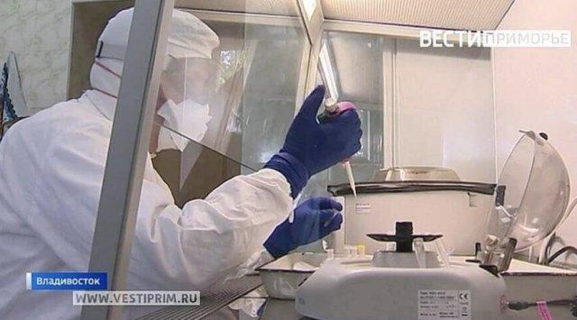 105 new coronavirus cases are confirmed in Primorye